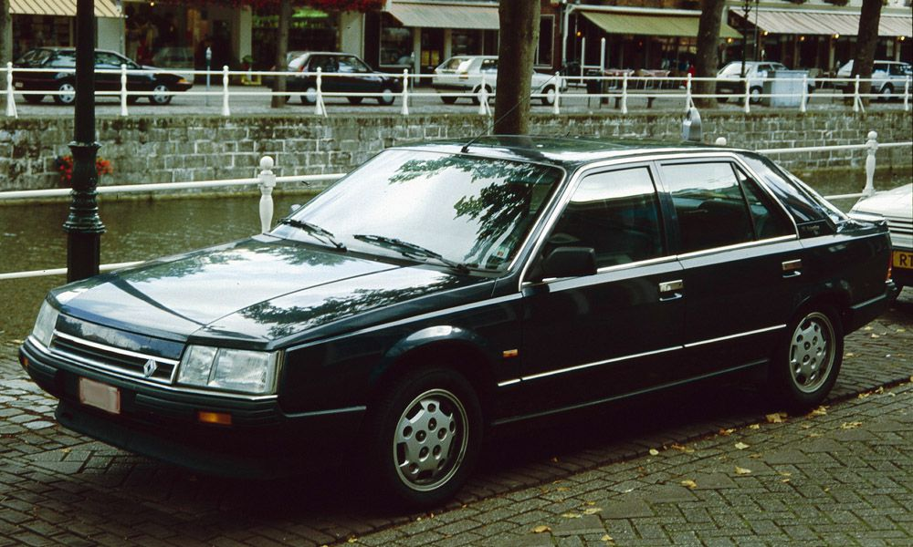 Renault 25 Renault фото:…