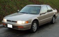 Honda Accord IV Coupe