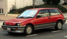 Honda Civic III Hatchback