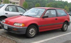 Honda Civic IV Hatchback