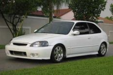 Honda Civic VI Hatchback