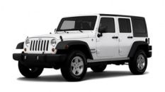 Jeep Wrangler and Wrangler Unlimited III (JK)