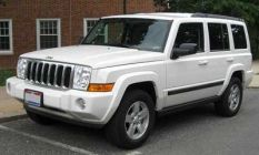 Jeep Commander -