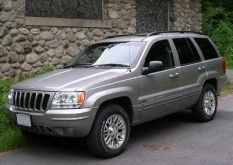 Jeep Grand Cheroke II