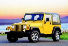 Jeep Wrangler and Wrangler Unlimited II (TJ)