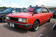 Nissan Bluebird Coupe (910)
