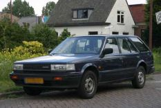 Nissan Bluebird Station Wagon (WU11)
