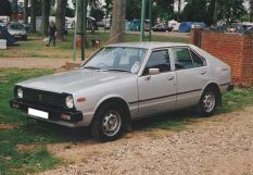 Nissan Cherry Hatchback (N10)