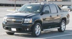 Chevrolet Avalanche II