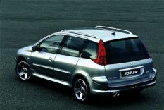 Peugeot 206 Station Wagon