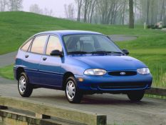 Ford Aspire -