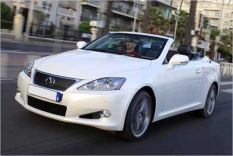 Lexus IS II Facelift Coupe Convertible