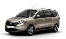 Dacia Lodgy -