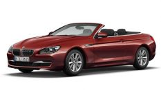 BMW 6 Convertible (F13)