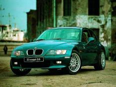 BMW Z3 Coupe (E36)