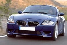BMW Z4 M Coupe (2009)