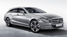 Mercedes CLS class Shooting Brake