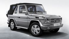 Mercedes G class Cabriolet (W463)