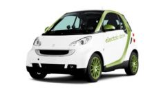 Smart Fortwo II Electric Drive Coupe