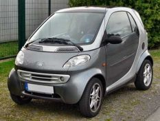 Smart Fortwo I Coupe