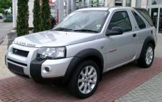 Land Rover Freelander I Hard Top