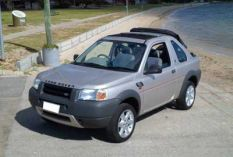 Land Rover Freelander I Soft Top