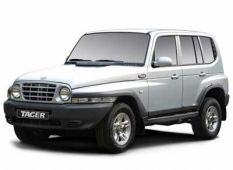 SsangYong Tager -