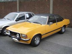 Opel Commodore B Coupe