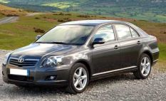 Toyota Avensis T250 Hatch