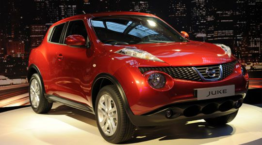 Кросоувър /CUV: Crossover Utility Vehicle/