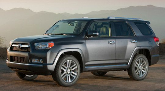 SUV /Sport Utility Vehicle/